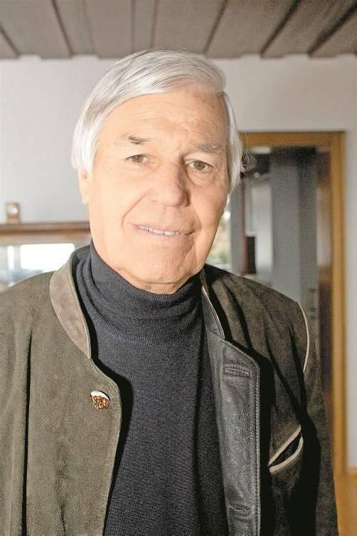 Prof. Dr. Gerhard Zimmermann Foto: VN/Paulitsch