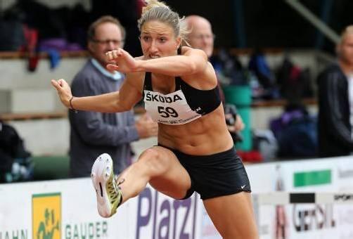 Raffaela Dorfer gewann den U-23-Bewerb bei den nationalen Titelkämpfen in Wels. In der Allgemeinen Klasse belegte sie Rang drei. Foto: gepa