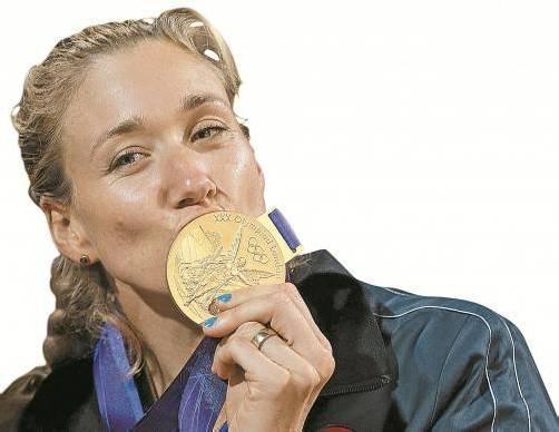 Rio hat seinen Reiz: Kerry Walsh.