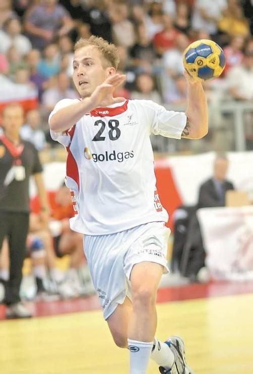 Robert Weber startet in seine fünfte Saison in Deutschland.