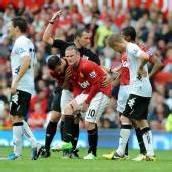 Offene Wunde: Wayne Rooney fällt länger aus