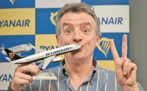 Ryanair-Geschäftsführer Michael O'Leary kann die Kritik an der Billigfluggesellschaft nicht verstehen – man bewege sich im rechtlichen Rahmen.