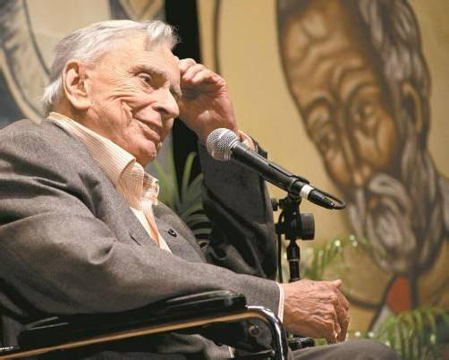 Schriftsteller Gore Vidal starb im Alter von 86 Jahren. Foto: AP
