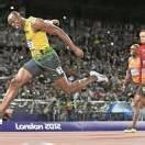 Usain Bolt wieder wie ein Blitz – Gold über 100 Meter