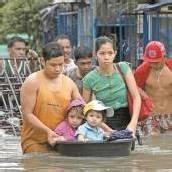 Über zwei Millionen Menschen auf den Philippinen in Not