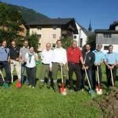 Baustart für Sicherheits- Center in Bezau