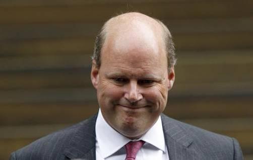 Stephen Hester von der Royal Bank of Scotland gab seine Boni-Zahlungen aufgrund zu hohen Drucks zurück. Foto: ap