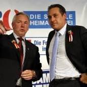 FP-Chef Strache schaltet sich in Kärntner Neuwahl-Poker ein