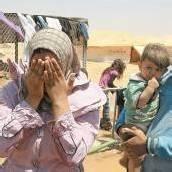 Flüchtlingswelle aus Syrien wächst