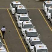 Taxistreit kommt jetzt vors Gericht