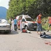 Motorradunfall endete für 74-Jährigen tödlich