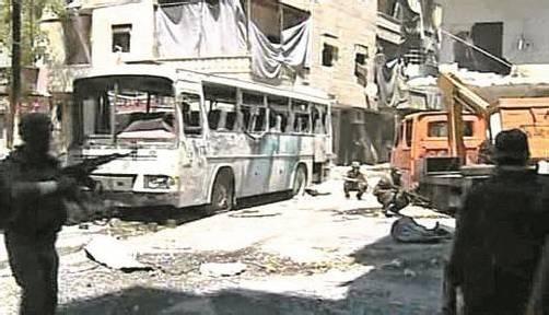 Umkämpftes Aleppo: Von der staatlichen Agentur freigegebenes Foto mit regimetreuen Soldaten. Foto: EPA