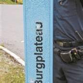 Lecher Polizei sucht Vandalen