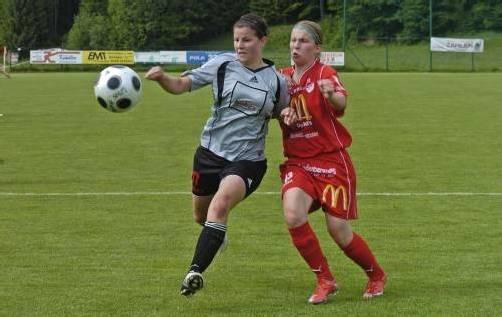 Veronika Dobler will künftig für Rankweil spielen. Foto: Privat