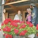 Vivienne Westwood war in Schwarzenberg zu Gast