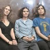 Pussy Riot: Misshandlung