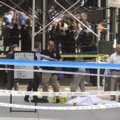 Schießerei vor dem Empire State Building: Zwei Tote