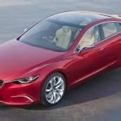 Preis für Mazda-Design