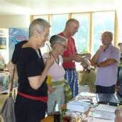 Viel beachtet: Die Seniorenbörse Wolfurt