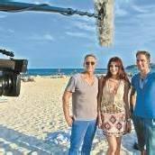 Amina Dagi dreht für deutschen TV-Sender auf Mallorca