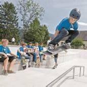 Feldkircher Skaterpark hat Praxistest bestanden