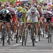 Etappensieg des Deutschen Degenkolb bei Vuelta