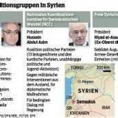 Nach Sturz von Assad droht noch mehr Chaos