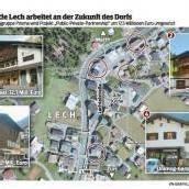 Lech: Millionenschweres Bauprojekt für Dorfentwicklung ist im Werden