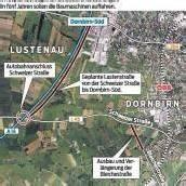 Rheintal-Mitte auf gutem Weg
