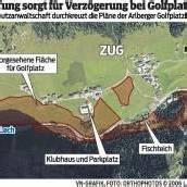 Naturschützer bekämpfen Pläne für Lecher Golfplatz