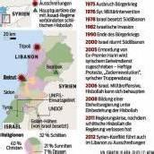 Syrienkrieg schwappt über die Grenze