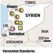 Letzte Warnung an Assad