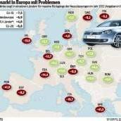 Finanzkrise setzt dem Automarkt zu