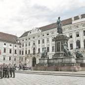 Kurzbesuch des deutschen Bundespräsidenten in Wien