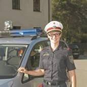 Ausgemustert 25 neue Polizisten im Einsatz /A10