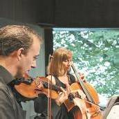 Beeindruckend Ensemble Lux bei Festspielen /D4