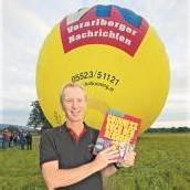 Ländle-Rekorde Höher als Schabus flog niemand /A8
