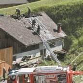 Sägewerk-Brand in Bürserberg verlief glimpflich /B1