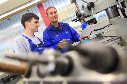 In der Maschinen- und Metallwarenindustrie sind vorarlbergweit 12.000, österreichweit 120.000 Mitarbeiter beschäftigt. Foto: VN/Hartinger