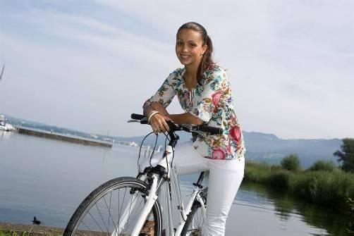 15 Prozent der Vorarlberger sind regelmäßig mit dem Fahrrad unterwegs – dieser Anteil soll auf 20 Prozent steigen. Foto: VN/Paulitsch