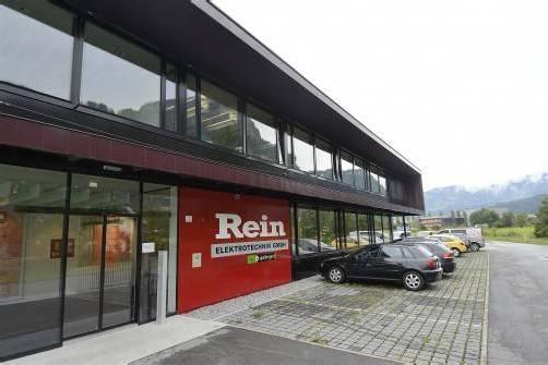 2010 hat die Rein-Elektrotechnik GmbH ihren neuen Standort in Hohenems bezogen. Foto: stiplovsek