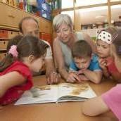 Modulsystem für Kindergarten