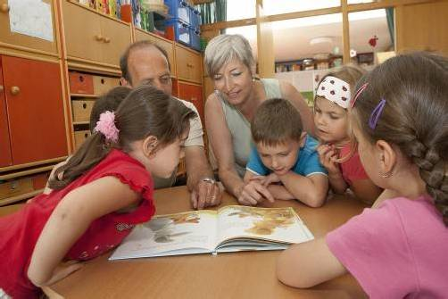 649 Kinder besuchen heuer in Bregenz die Kindergärten.