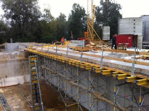ARA Hofsteig wird derzeit umgebaut, die Leistung wird erhöht. Foto: ajk
