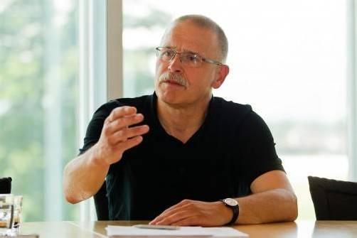"""Alfred Haßler: """"Weiterbildung ist uns sehr wichtig."""" Foto: BHM"""