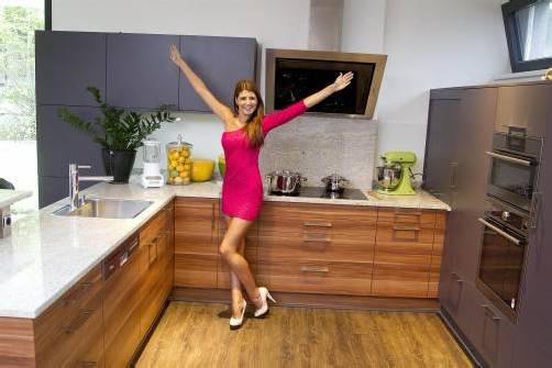 Alle Infos zur olina-Traumküche im Wert von 15.000 Euro und den Küchenaccessoires gibt es beim VN-Stand in der Halle 8a. Foto: VN/Paulitsch