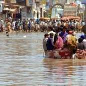 Hochwasser in Pakistan betrifft Hunderttausende