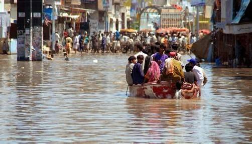 Allein in der Provinz Baluchistan warten mehr als 600.000 Menschen auf Hilfe. Foto: EPA