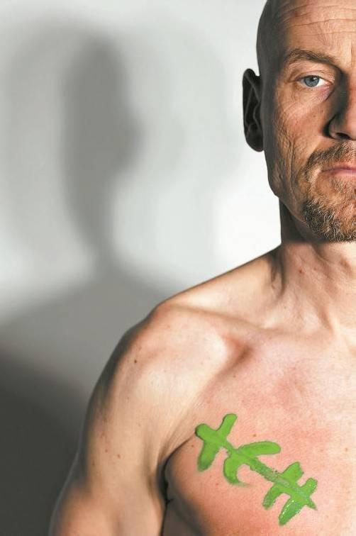 """Am kommenden Dienstag und Mittwoch gastiert Roland Düringer in der """"wirtschaft"""" in Dornbirn. Foto: Lukas Beck"""