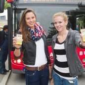 Mit Bus und Bahn zur Herbstmesse